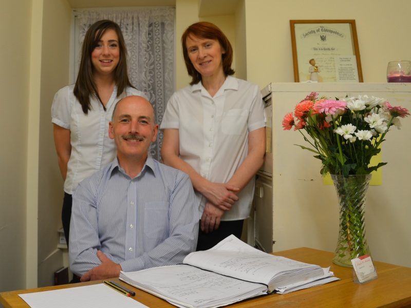 Chiropodist Podiatrist Galway